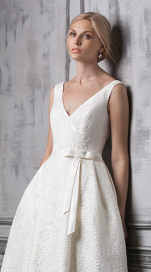 Свадебное платье Janette