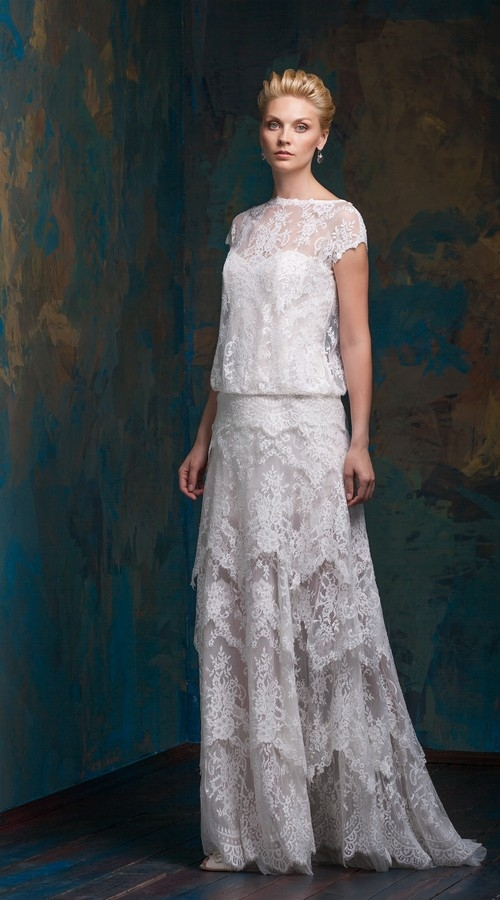 Легкие платья с подиума