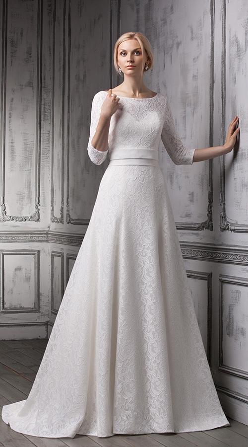 Выбор платья для зимней свадьбы