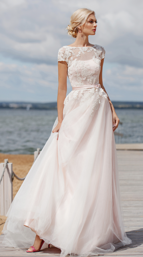 Свадебные платья от la perla