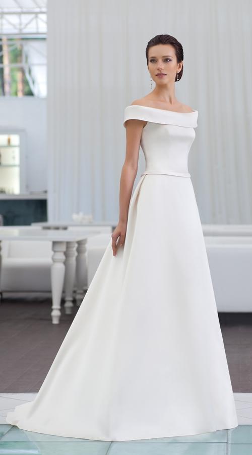 Свадебное платье из новой коллекции