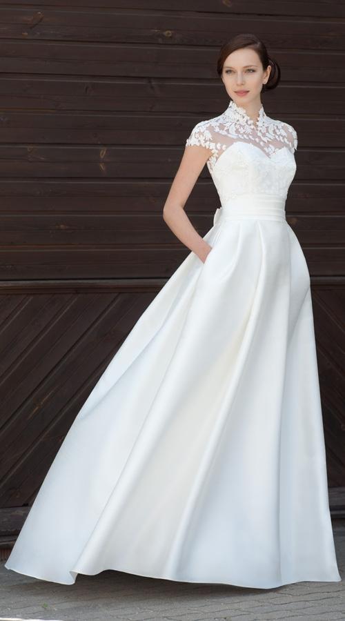 Свадебное платье Bridgitte