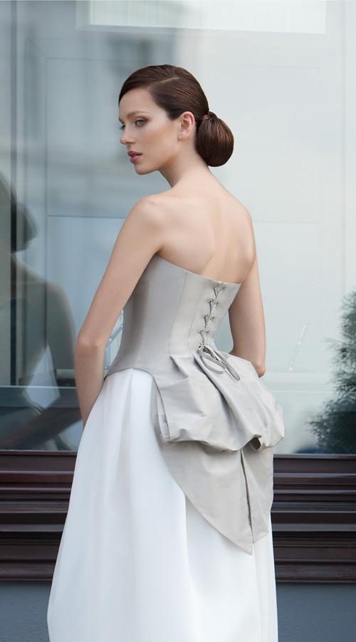 Свадебное платье Bernardo