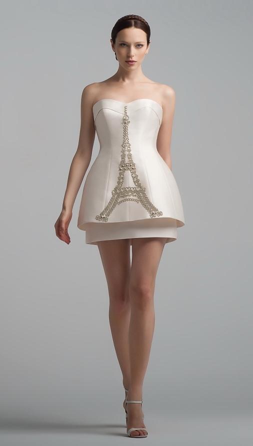 Свадебное платье Bonjour