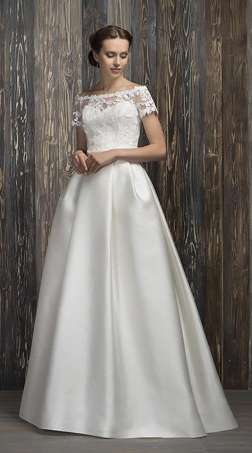 Удобное платье для свадебной церемонии