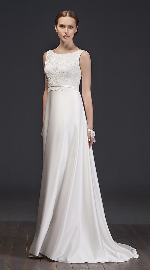 Свадебное платье Deya White