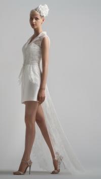 Свадебное платье Bacardi mini