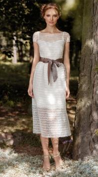 Свадебное платье по сезону