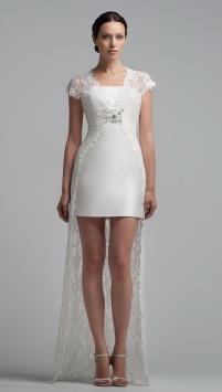 Свадебное платье Brodway mini