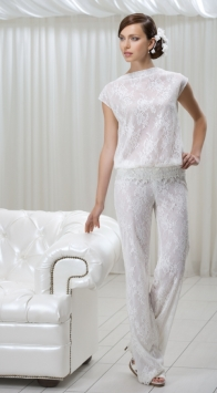 Свадебное платье Azzaro