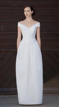 Свадебное платье Bretagne