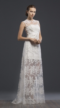 Свадебное платье Deliane mini