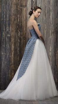 Свадебное платье Denim